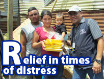 Relief in times of distress